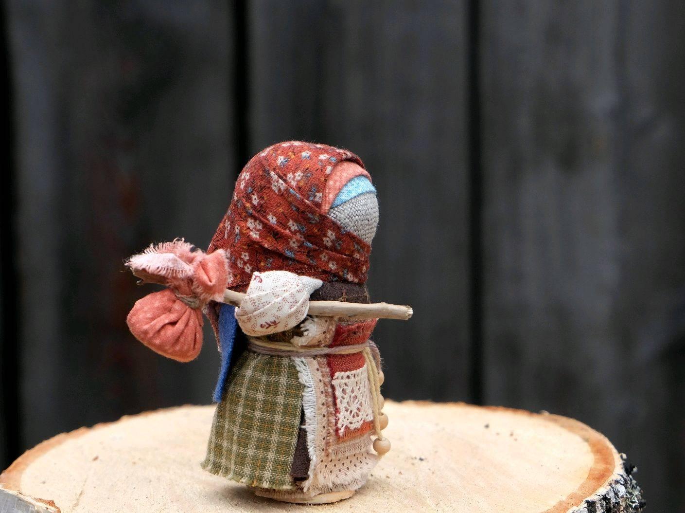 Кукла пеленашка своими руками. мастер класс по созданию оберега