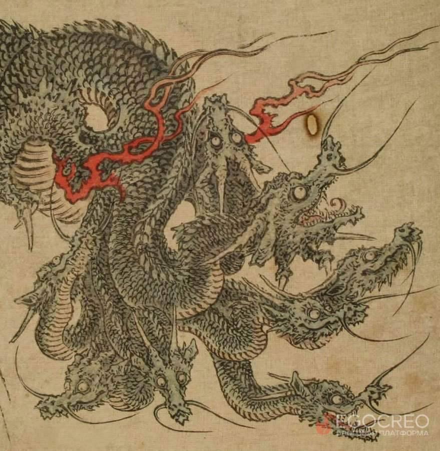 Ямата-но-ороти | nioh(仁王) вики | fandom