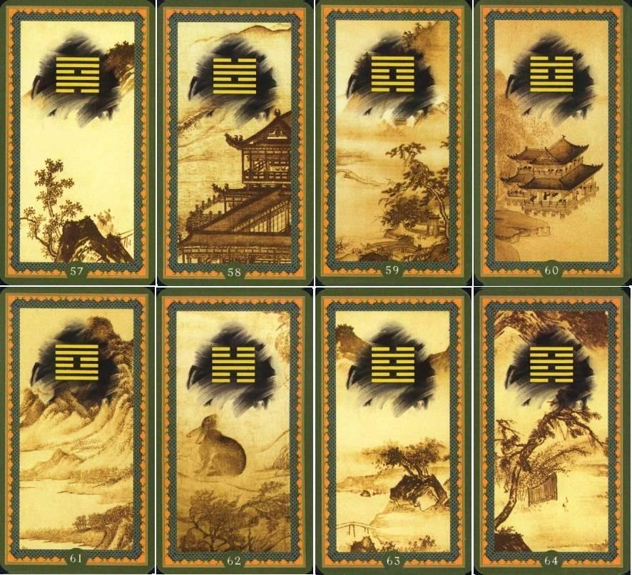 Гадание на монетах по книге перемен ицзин