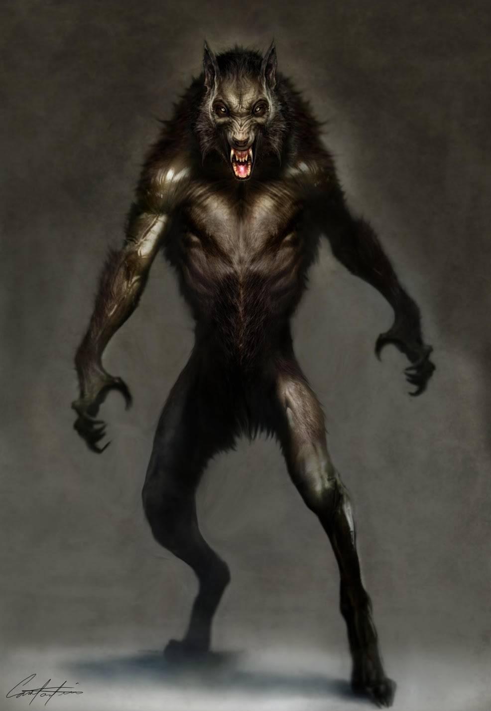 Как стать человеком-волком - как стать!