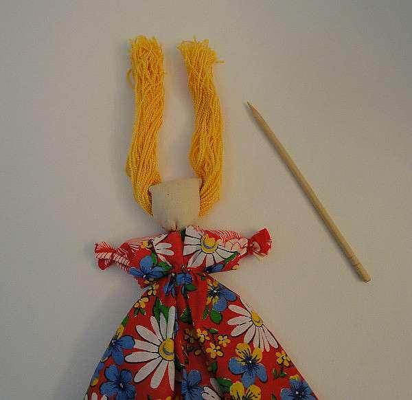 Народная кукла веснянка. кукла веснянка — яркий символ долгожданной весны