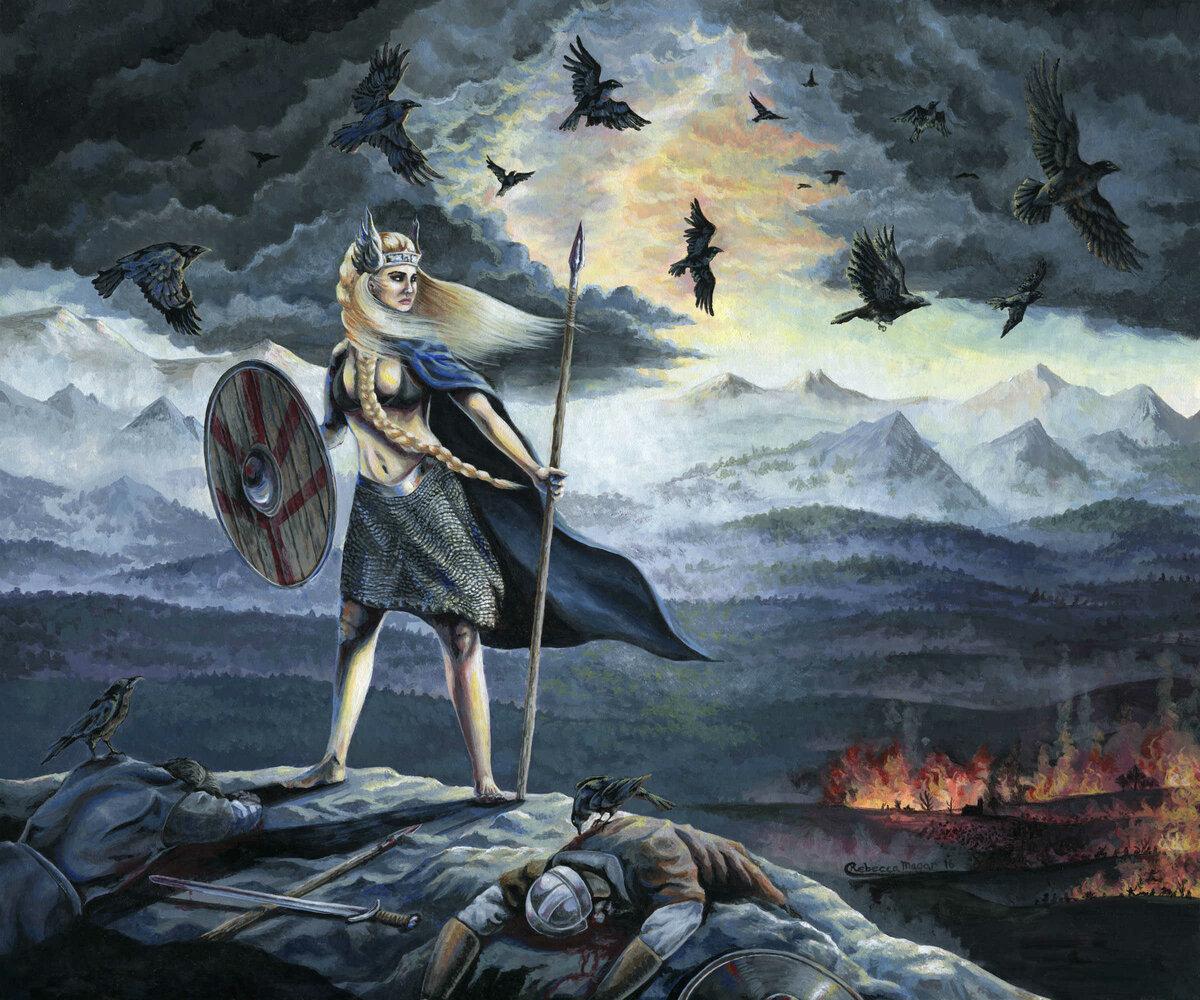 Скандинавская мифология — википедия с видео // wiki 2