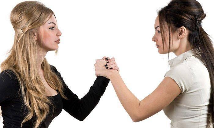 Сильня рассорка на соперницу, как сделать самой