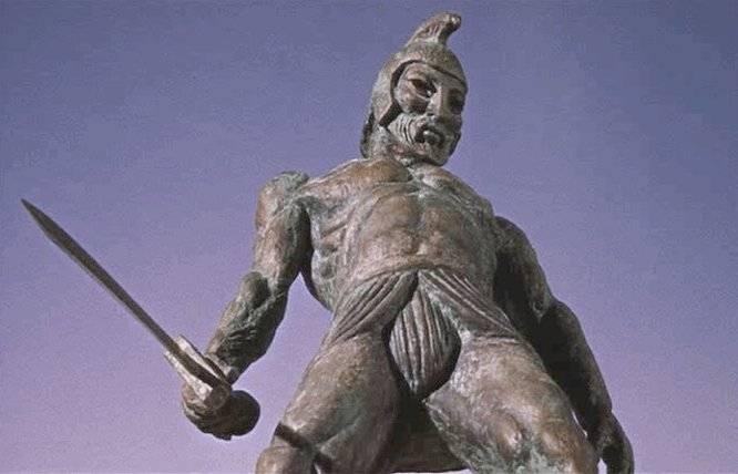 Божественные роботы древней греции