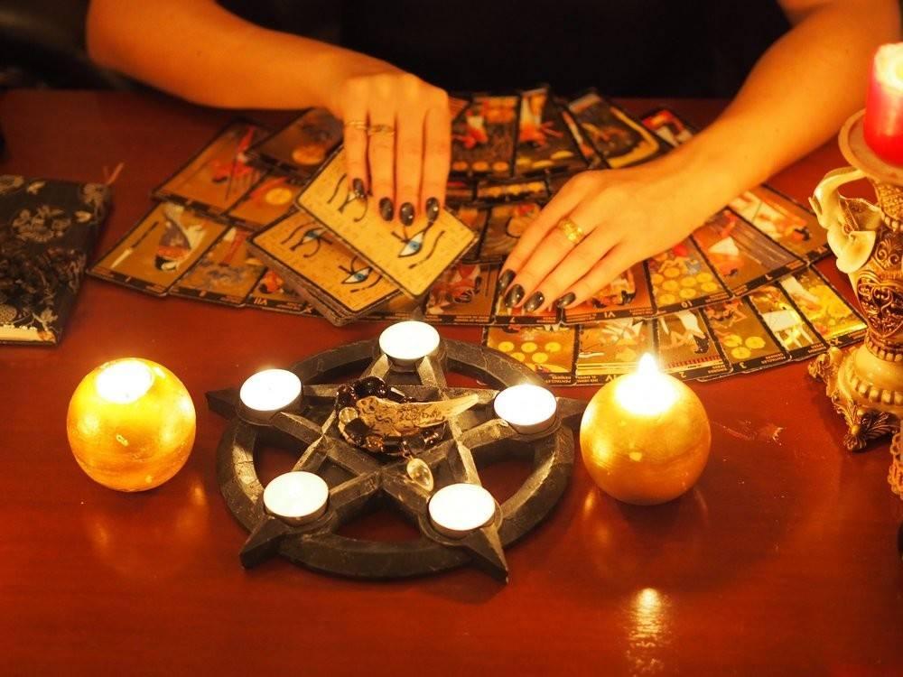 Гадание на завтрашний день | мир магии