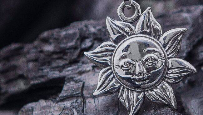 Славянский солнечный оберег Ярило