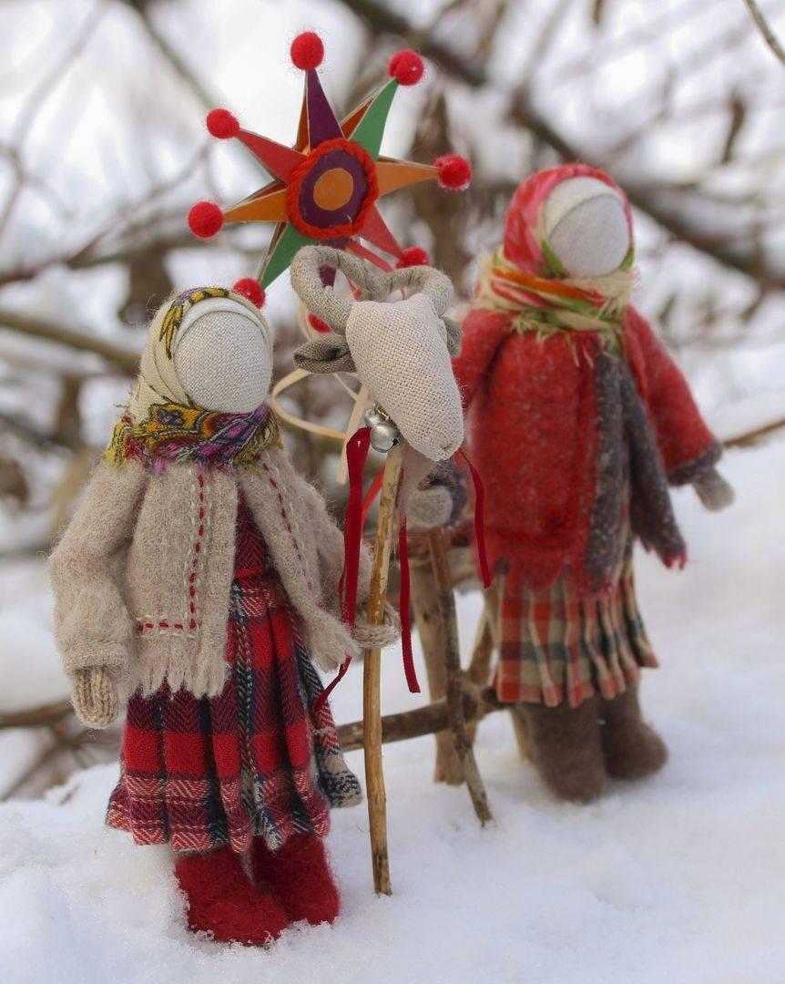 Куклы обереги: виды, значение, как сделать своими руками - мир тайн