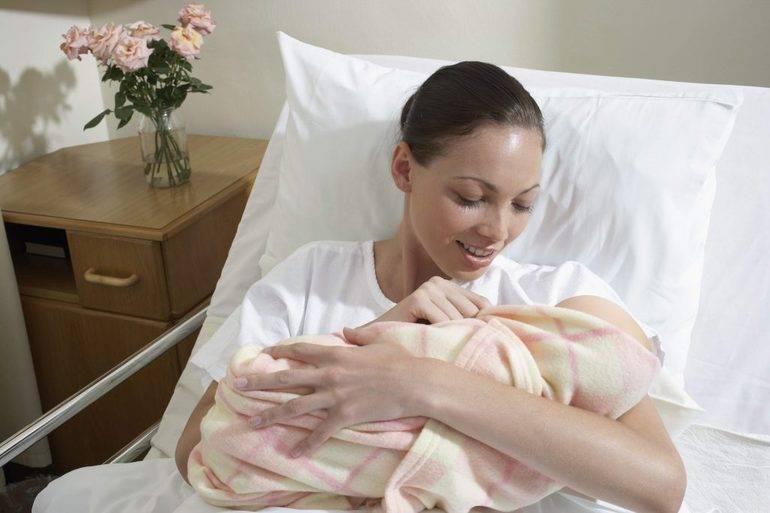Новорожденные дети у знакомых