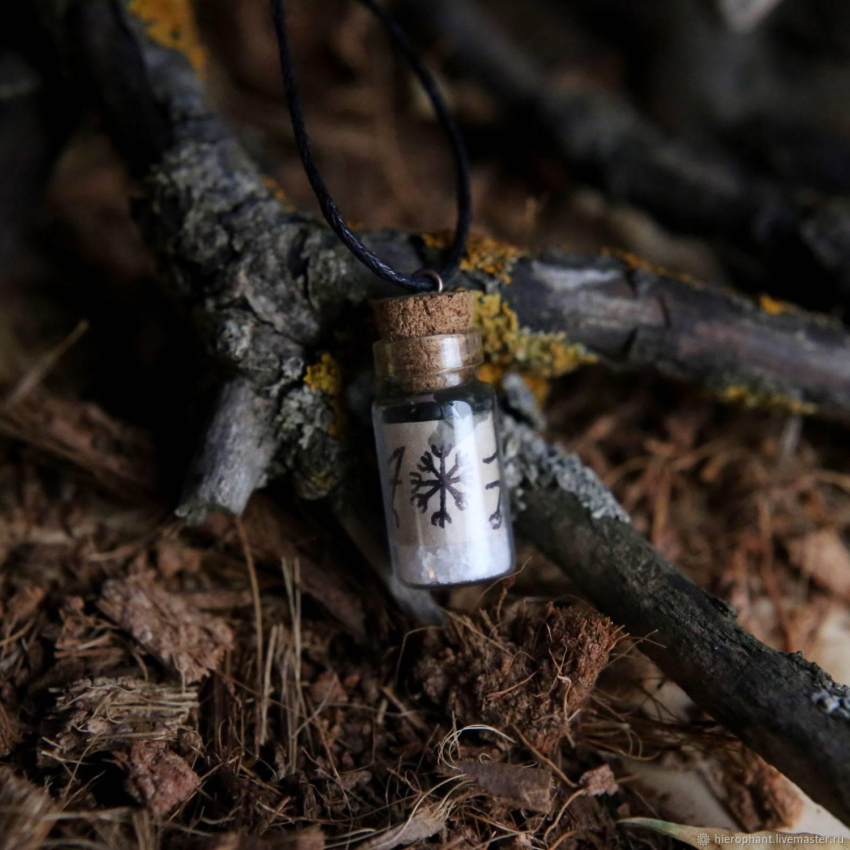 Магия колдовство викка шаманизм - ведьмина бутылка