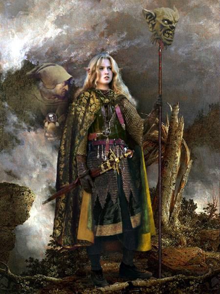 Альвы — эльфы и гномы из германо-скандинавской мифологии