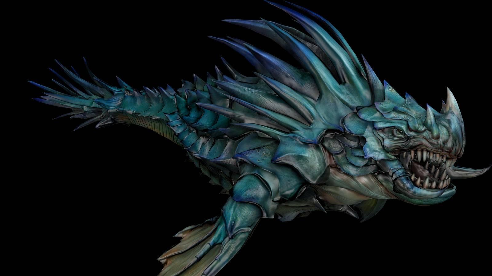 Кто такой левиафан – описание одного из сильнейших демонов и мифологического чудовища