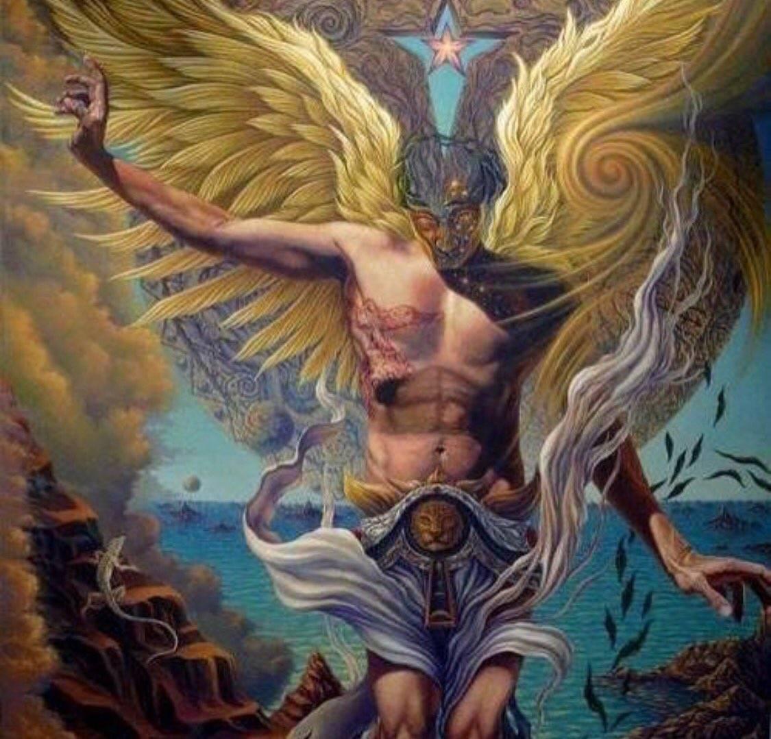 Мифические имена ангелов женщин. падшие ангелы: имена, истории, легенды, сказания