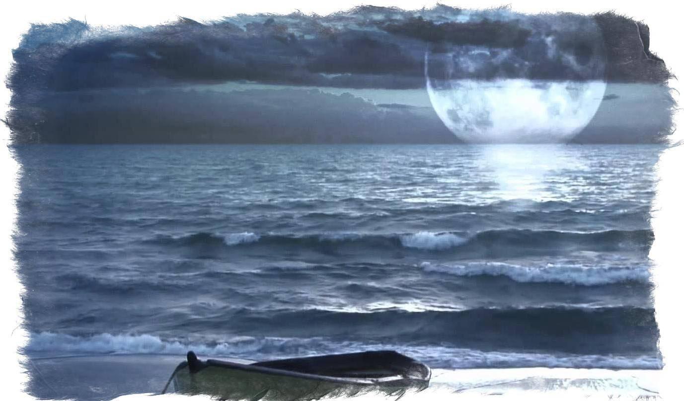 Мантра луны: очень мощная мантра, которая творит чудеса в полнолуние