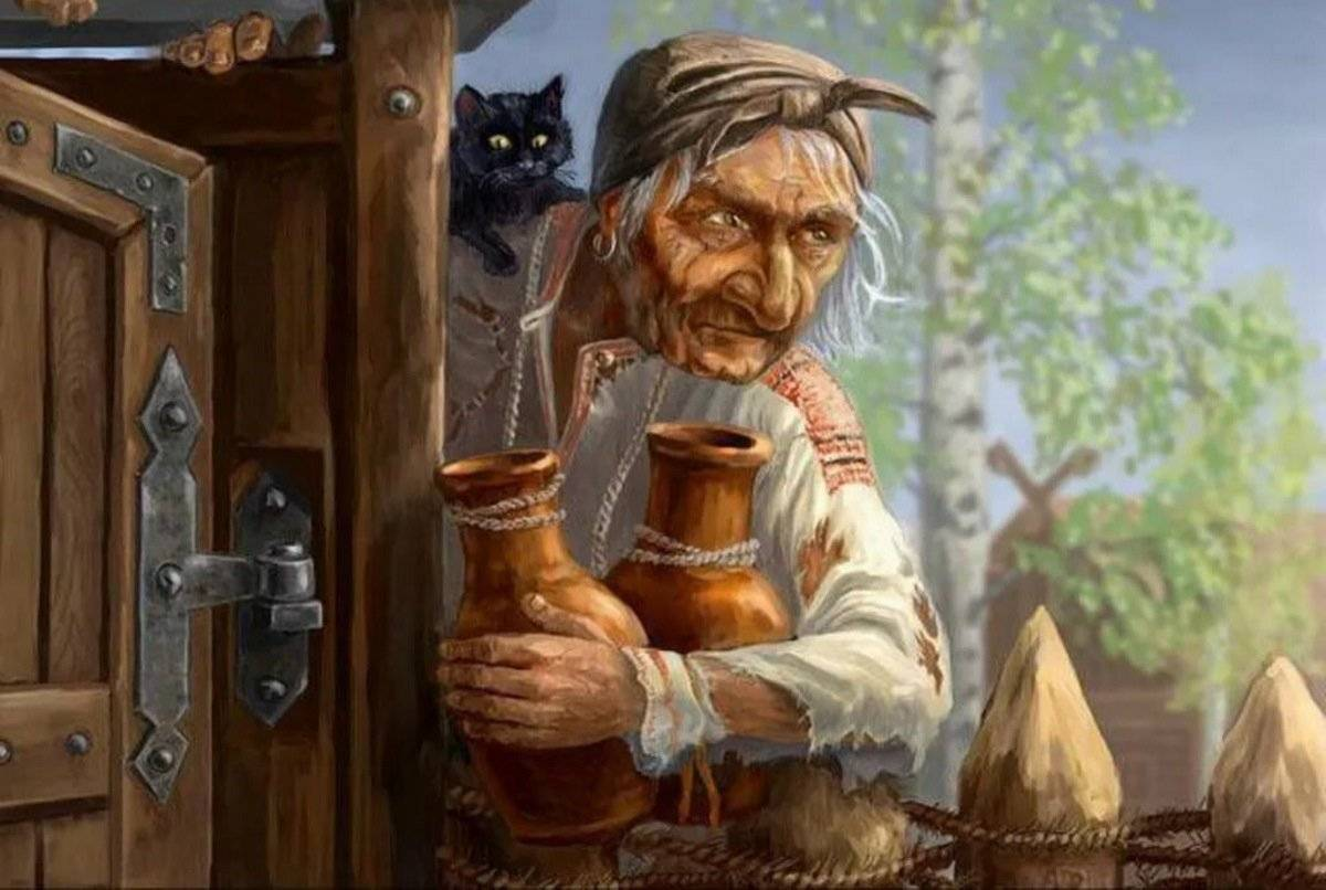 То, что интересно знать о бабе яге. баба яга в славянской мифологии — от богини к старушке