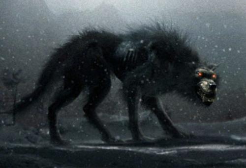 Мистические псы