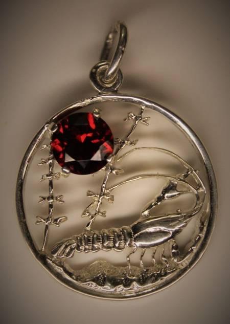 Скорпион знак зодиака цветок талисман