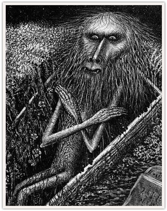 Леший в славянской мифологии — злой или добрый персонаж?