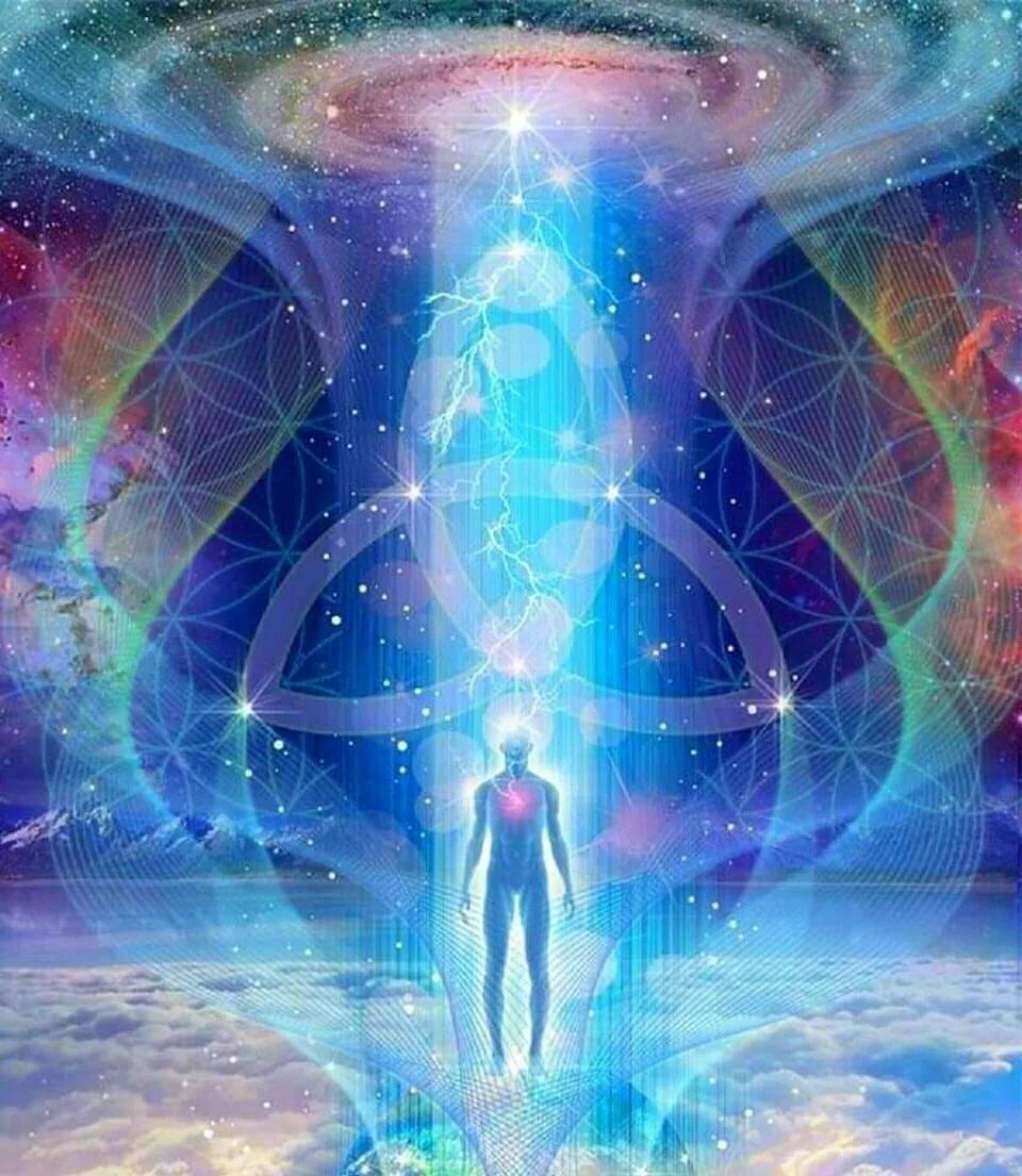 Сознательная астральная проекция
