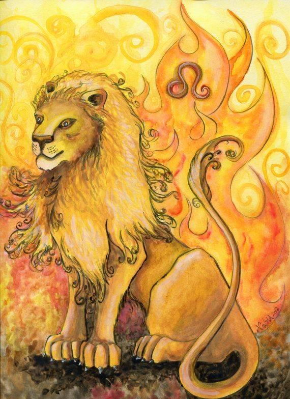 Знак зодиака лев  - солнце и луна в знаке льва. история знака, описание, характеристики
