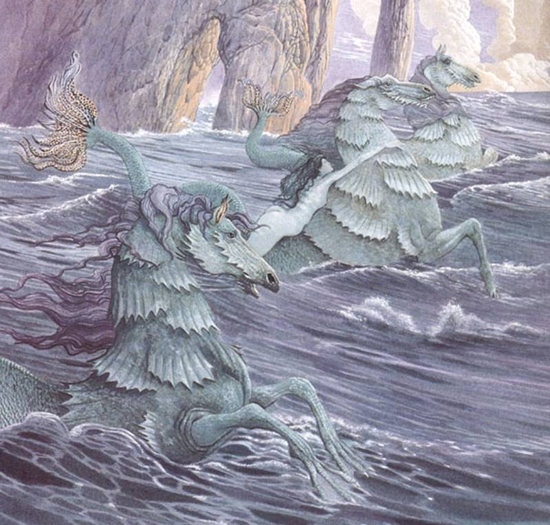 Кельтская мифология википедия