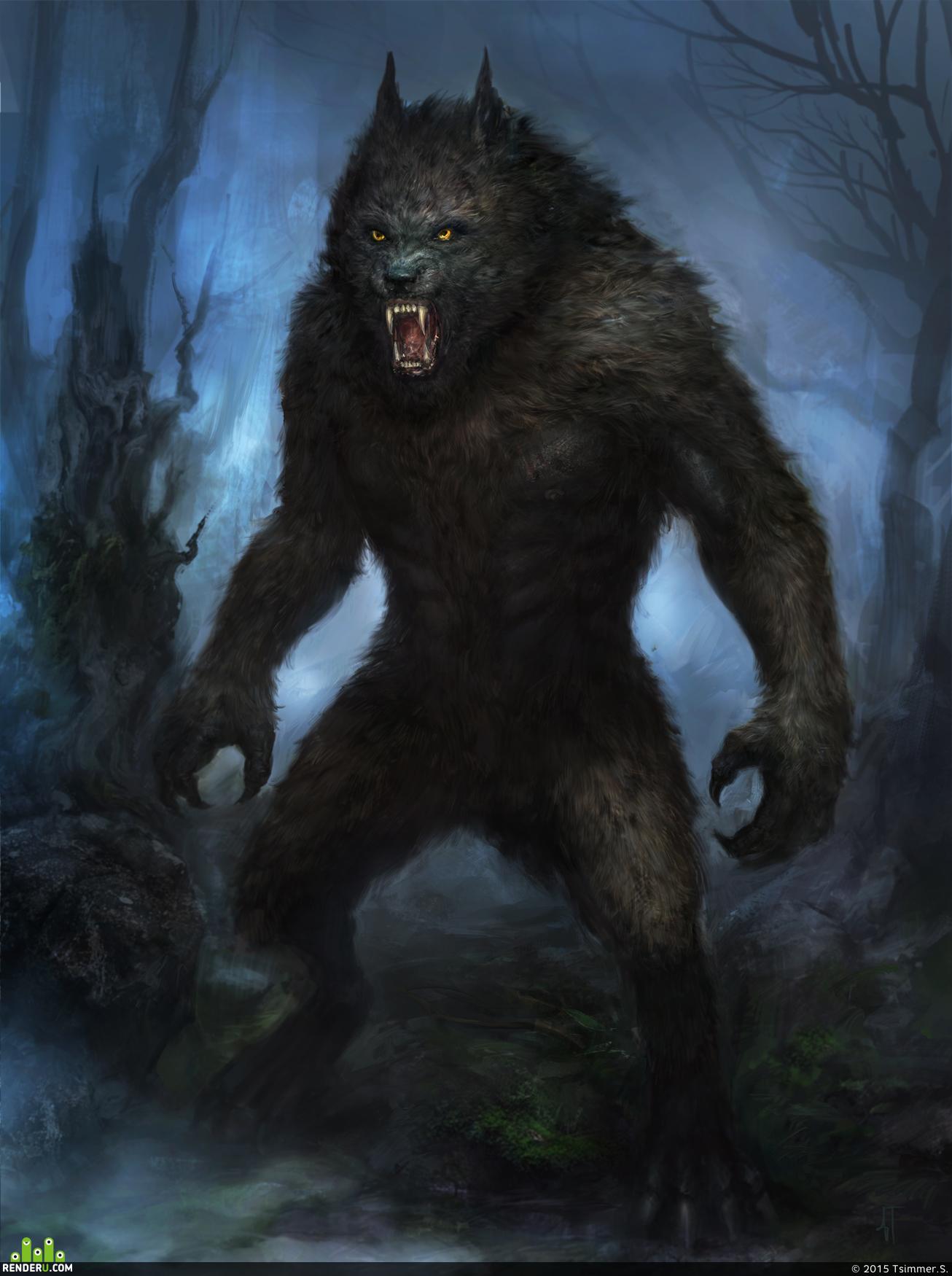 Как стать волком: вымыслы и реальность