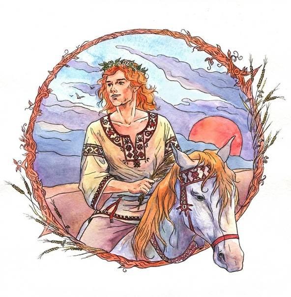 День ярило: когда и по какому сценарию отмечали древние славяне на руси вешний праздник бога солнца?