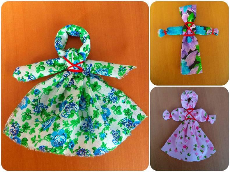 Изготовление куклы кувадки своими руками: мастер-класс