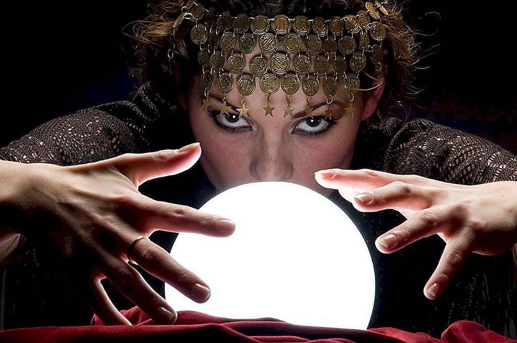 Гадание на хрустальном шаре - описание ритуала