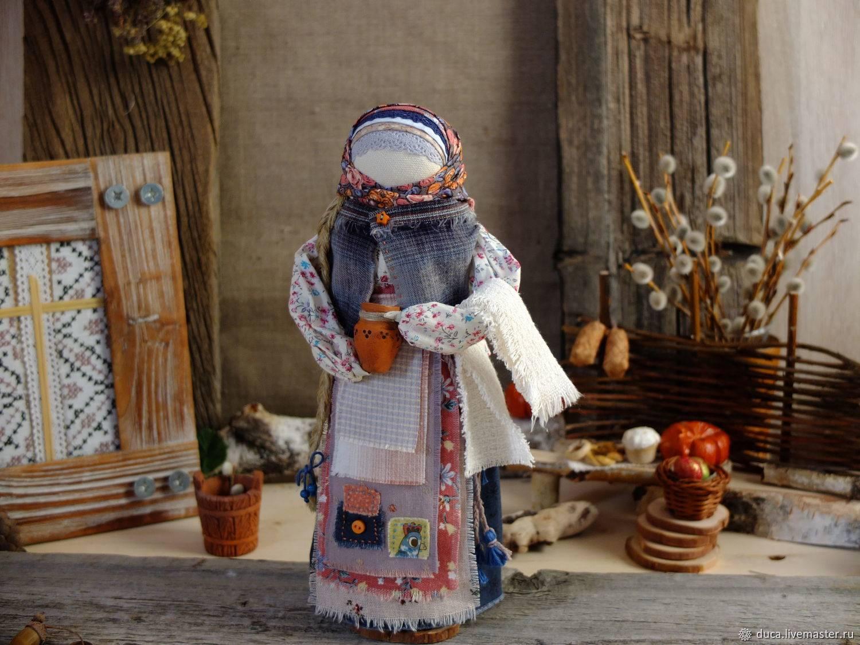 Кукла оберег желанница: значение и использование