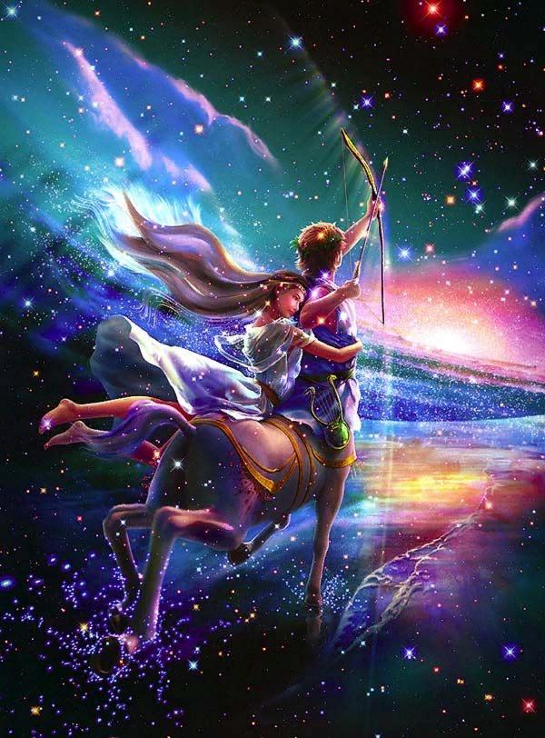 Характер знака зодиака стрелец (sagittarius) - положительные и отрицательные черты