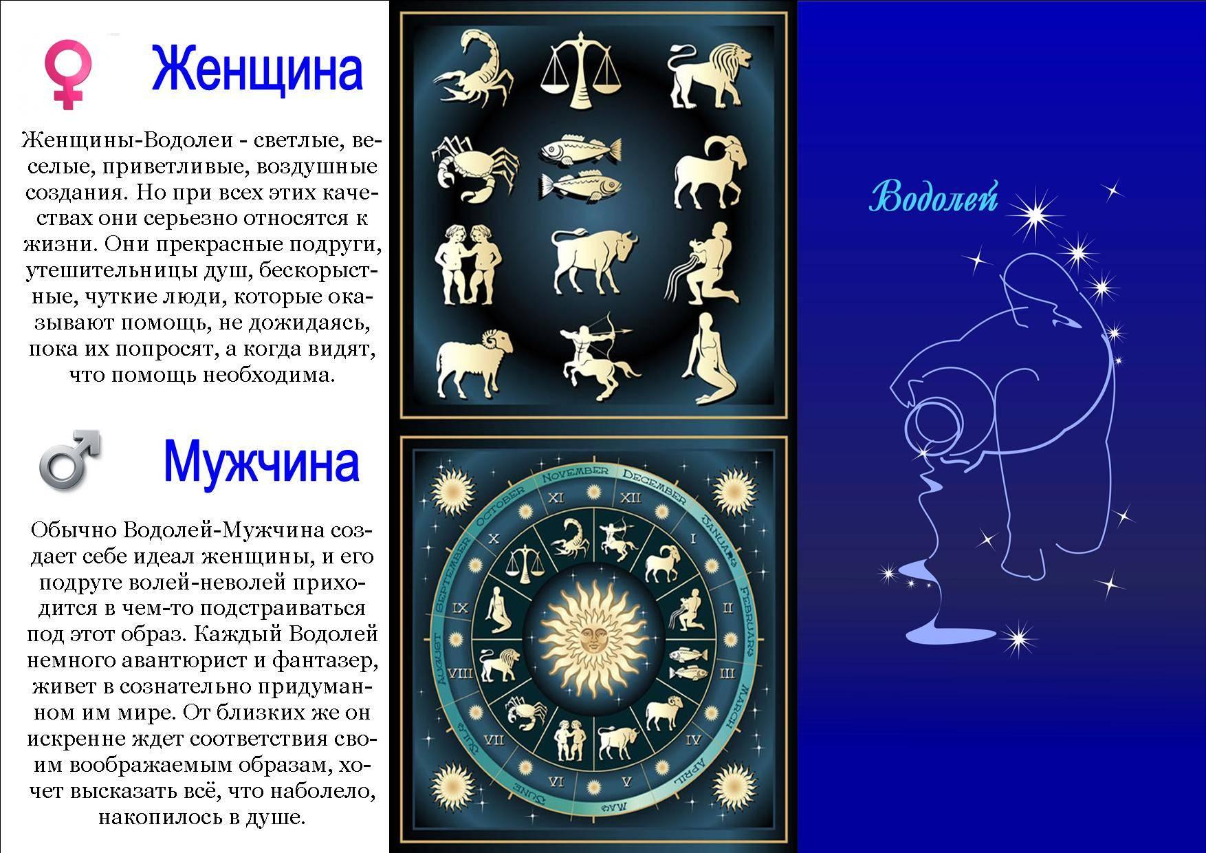 Мужчина водолей — характеристика знака зодиака - журнал о всём