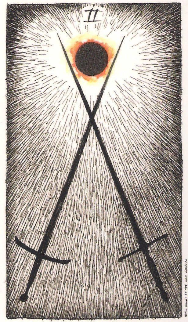 Значение и трактовка карты 5 мечей таро в раскладах на любовь, отношения и бизнез