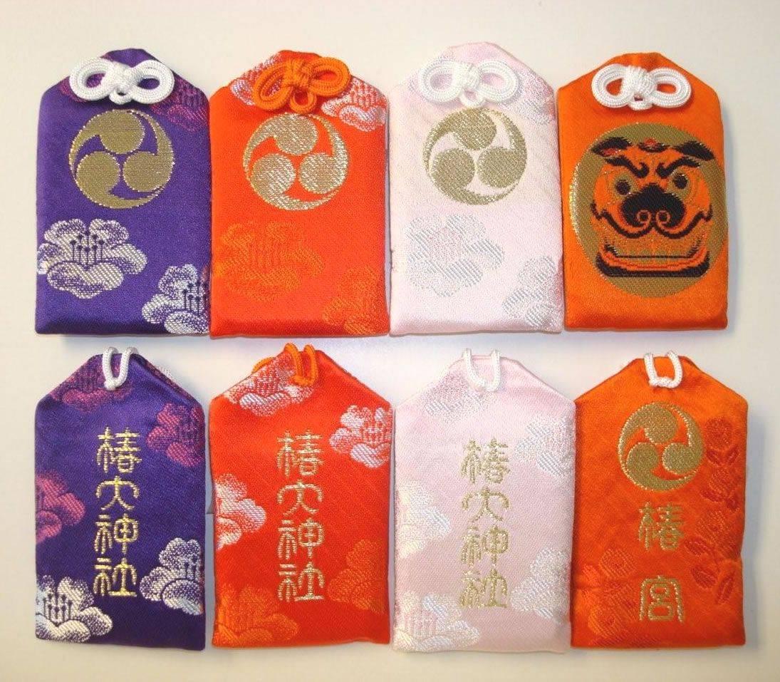 Уникальные свойства японских талисманов: виды, использование