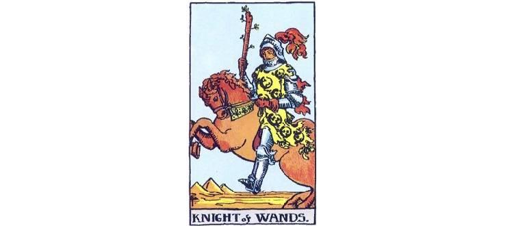 Рыцарь жезлов: значение в отношениях, любви, работе, здоровье, сочетание