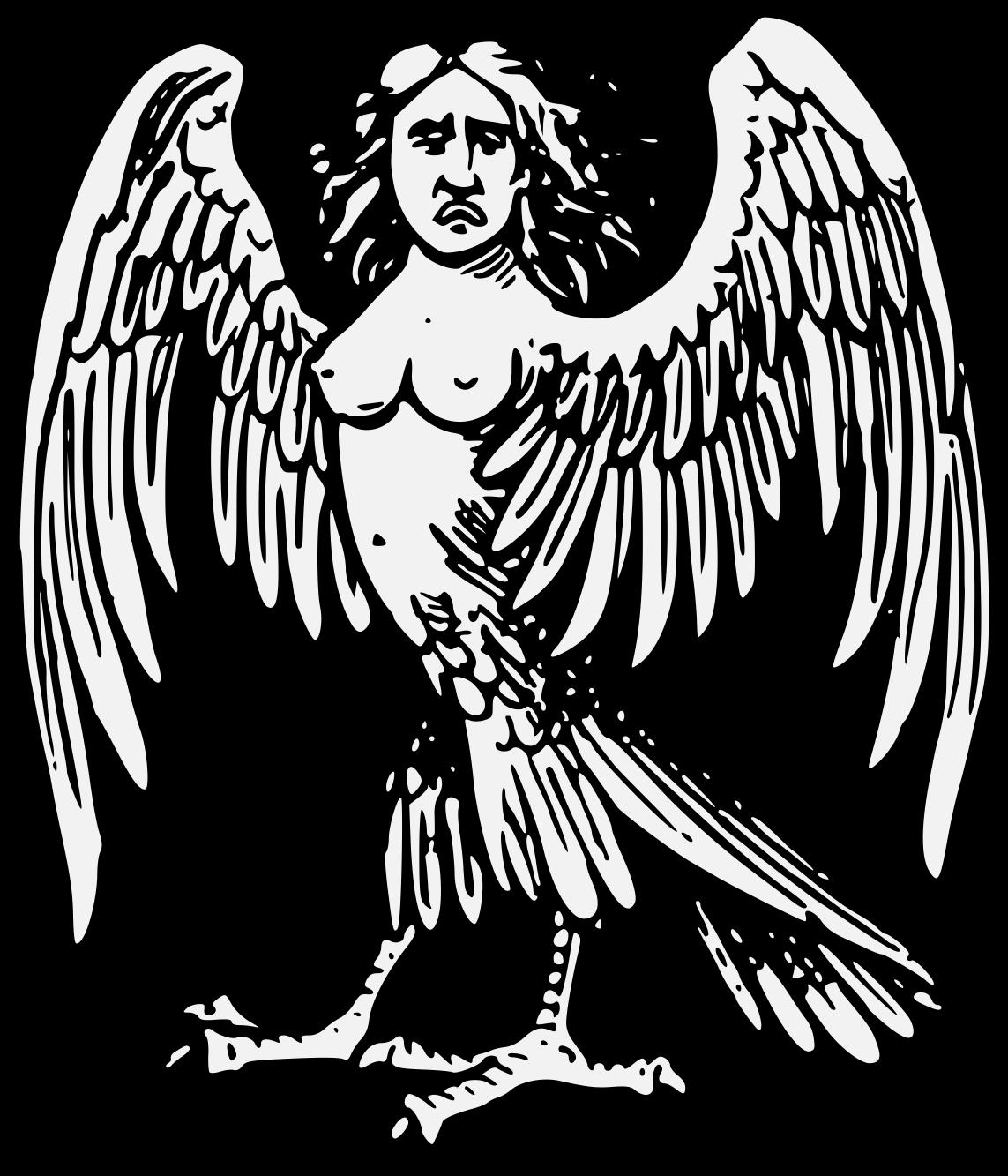 Гарпия | фантастические существа вики | fandom