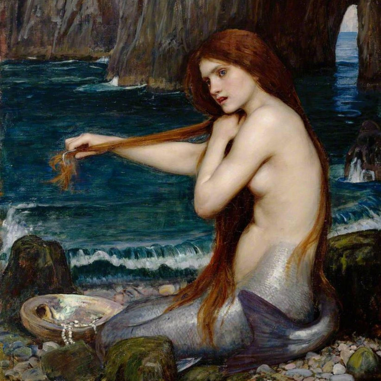 Как вызвать русалку дома или на берегу водоема; как услышать пение русалки
