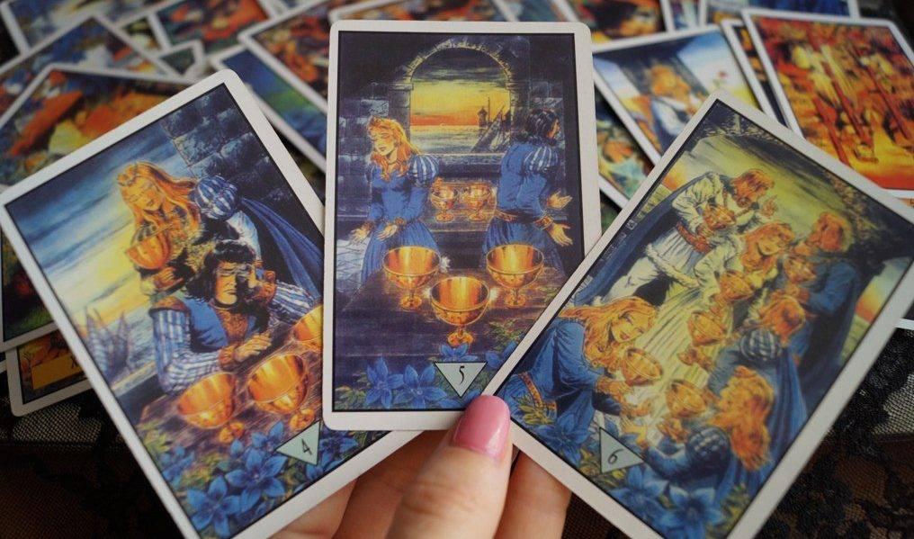 Русское таро - галерея, значение карт и особенности раскладов