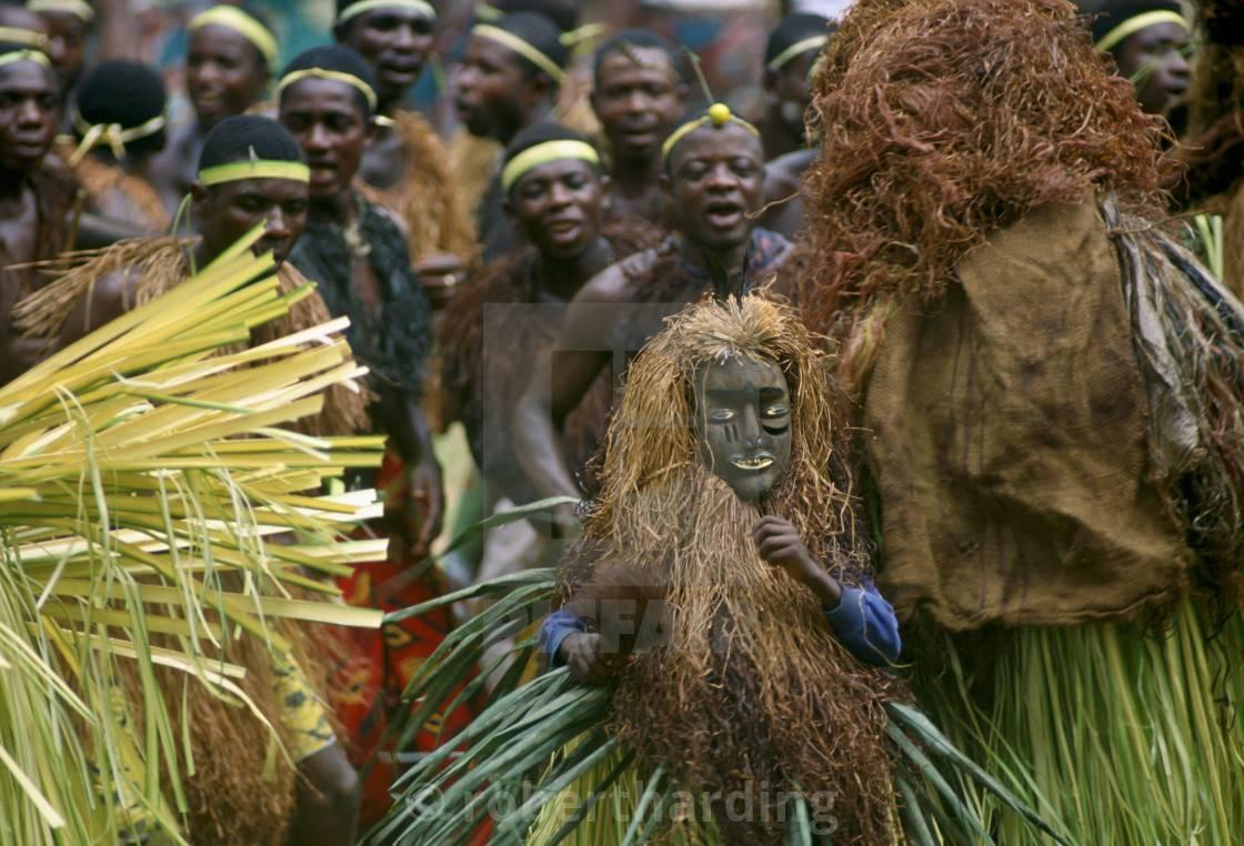 Религии в Африке — африканский Баал, боги, тотемы и культы