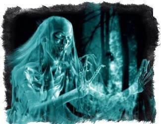 Кого можно вызвать из добрых и злых духов?