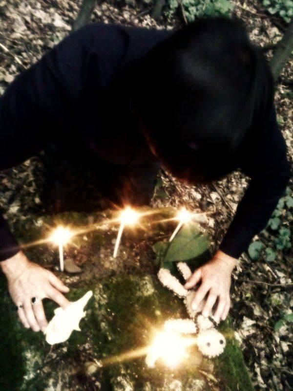 Как снять кладбищенскую порчу, сделанную на смерть человека