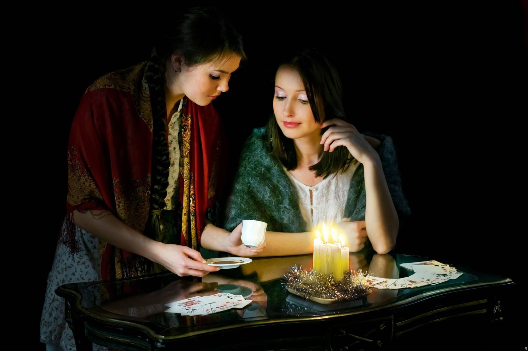 Гадание на имя будущей жены — простые ритуалы