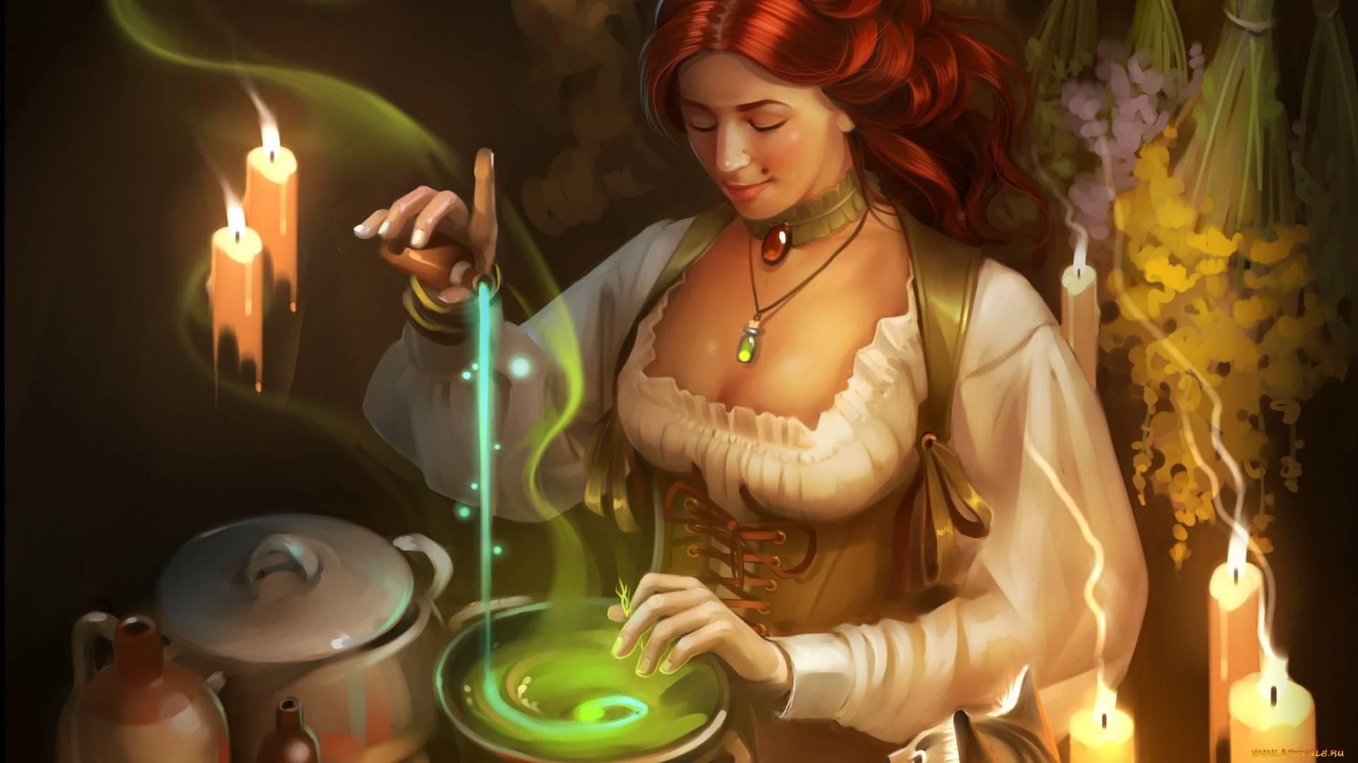 Чародейство в the sims 4 «мир магии»