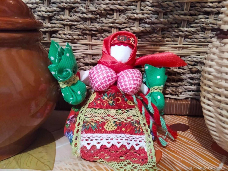Обережная кукла травница. мастер-класс для педагогов «изготовление куклы-оберега «кубышка травница. какие травы используются