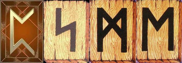 Руна перт: прямой и перевернутый символ, толкование в любви и отношениях, руна дня