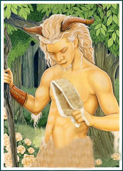 Фавн или Пан — бог дикой природы из пантеонов Греции и Рима