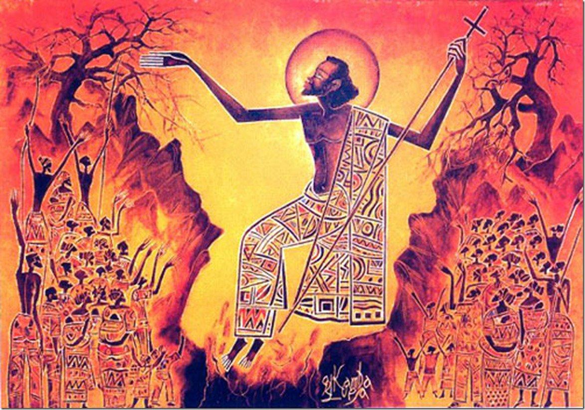 Религии африки — википедия