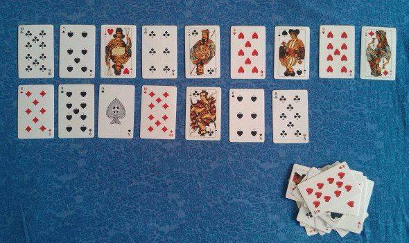 Как гадать по игральным картам на любовь: расклады и толкование