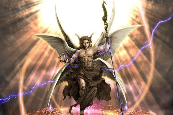 Падший ангел в библии - почему ангелы становятся падшими?