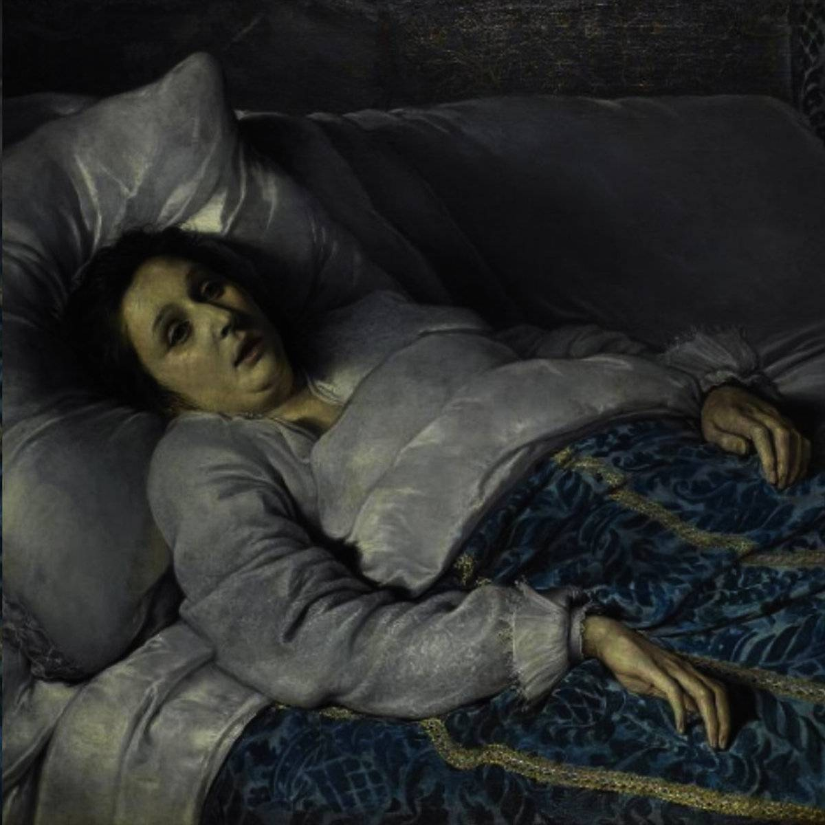 Синдром сонного паралича (старой ведьмы): развитие, проявления, лечение