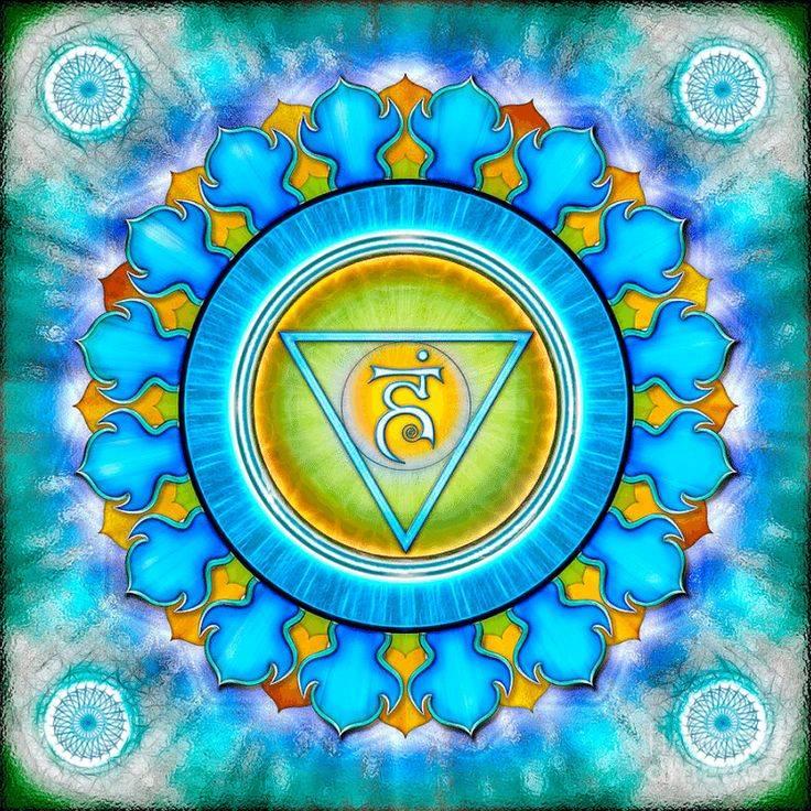 Пятая чакра вишудха: за что она отвечает и какие практики выполнять для ее открытия?
